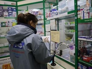 Дефицит лекарств от COVID-19 выявлен в аптеках Нижегородской области