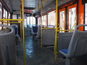 Нижегородец попал в больницу после поездки на автобусе №69