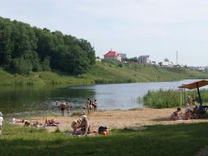 Только в двух озерах Нижнего Новгорода можно купаться