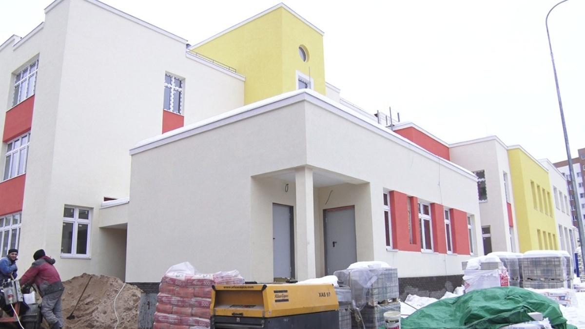 Детский сад в ЖК «Гагаринские высоты» на 280 мест достроят к маю - фото 1