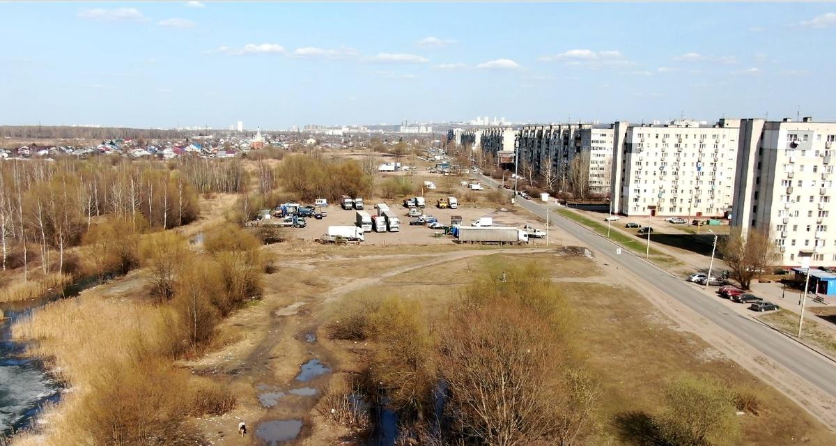 Благоустройство трех территорий началось в Автозаводском районе - фото 1