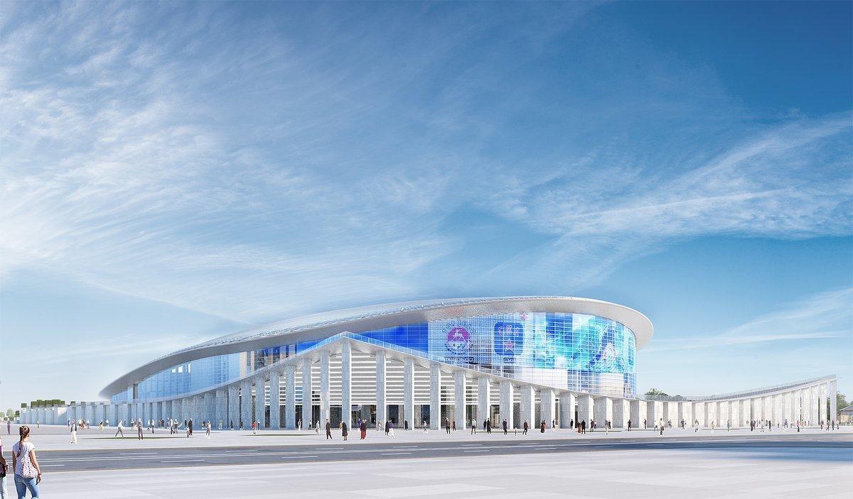 Строительство ледовой арены на Стрелке подорожало почти в два раза - фото 1