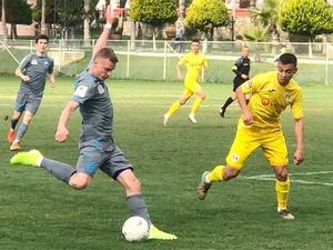 ФК «Нижний Новгород» сыграл вничью с румынским «Петролулом»