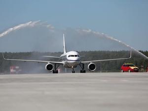 В аэропорту Стригино отметили 95-летие первого перелета Нижний Новгород — Москва