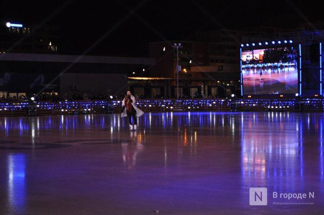 Ирина Слуцкая с ледовым шоу открыла площадку «Спорт Порт» в Нижнем: показываем, как это было - фото 25