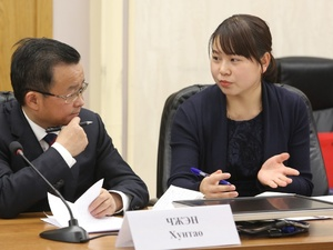 Китайская корпорация построит производственный комплекс в Балахнинском районе