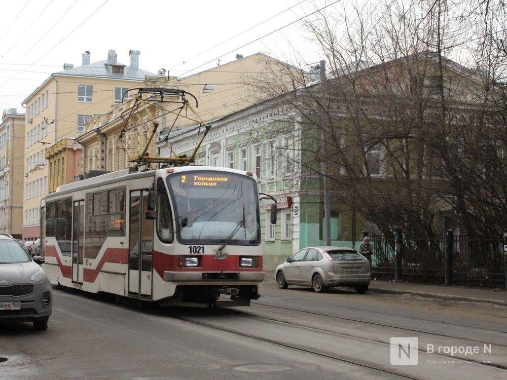 Более 2000 подписей собрали нижегородцы за сохранение трамвайного движения на Ильинской - фото 1