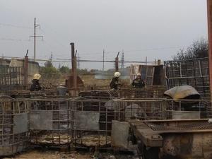 Специалисты Роспотребнадзора проверят воздух в Дзержинске после пожара на химзаводе