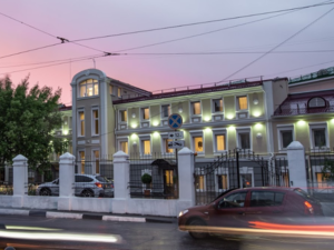 Отель в центре Нижнего Новгорода выставлен на продажу