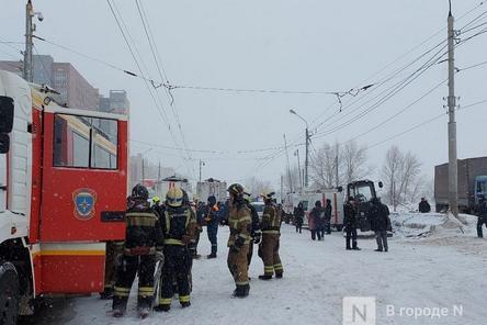 Спасатели не нашли больше людей под завалами взорвавшегося дома на Мещере в Нижнем Новгороде