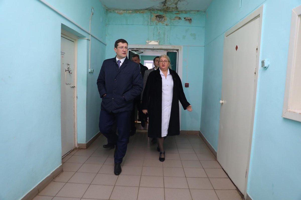 Больницу в Вознесенском районе закрывать не будут - фото 1