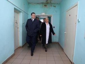 Больницу в Вознесенском районе закрывать не будут