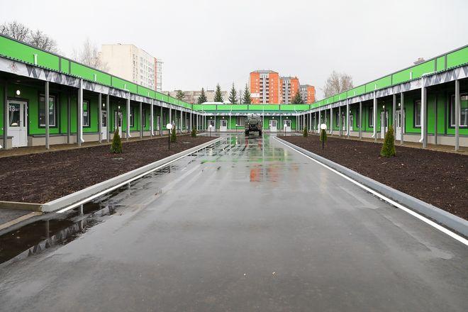 Стало известно, как изнутри выглядит новый госпиталь в Нижнем Новгороде - фото 13