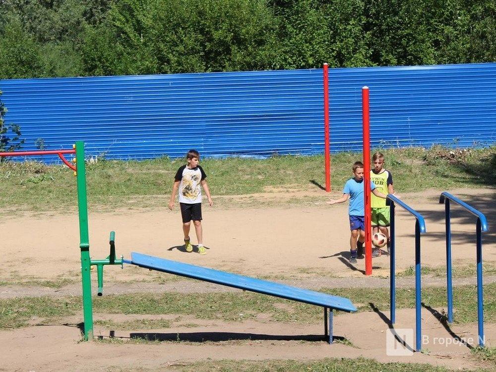 Свыше 136 млн рублей требуется на ремонт школьных спортплощадок Нижнего Новгорода - фото 1