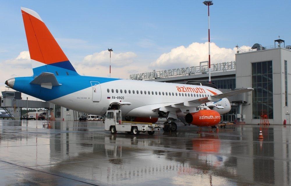Около 1300 нижегородцев доставлены домой вывозными рейсами - фото 1