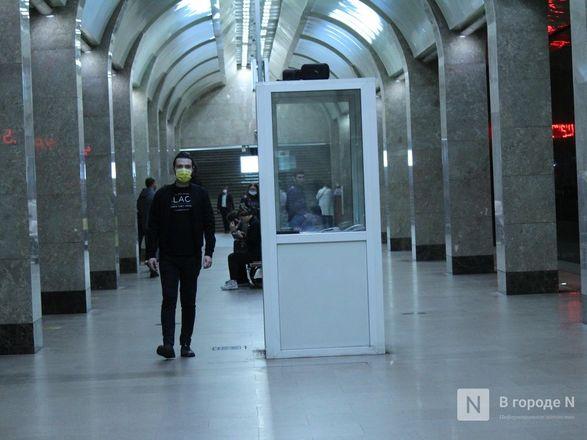 200 пассажиров нижегородского метро получили бесплатные маски - фото 7