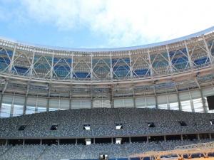 Стадион «Нижний Новгород» впервые посетят представители ICANN