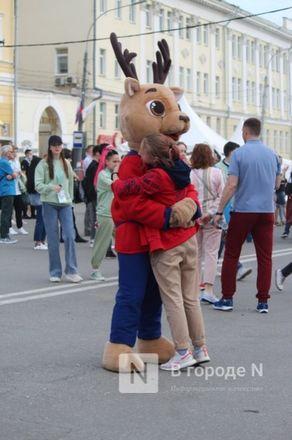 Молодость, дружба, творчество: как прошло открытие «Студенческой весны» в Нижнем Новгороде - фото 26