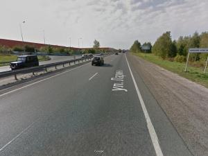 Участок дороги на улице Ларина перешел в собственность Нижнего Новгорода