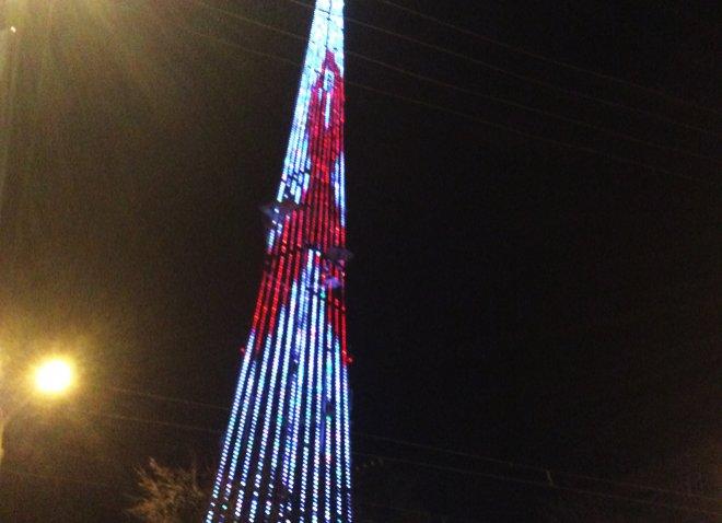 Красную ленту зажгут на нижегородской телебашне в память об умерших от СПИДа - фото 1