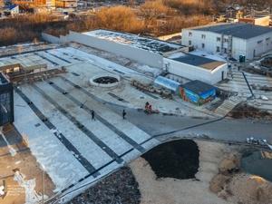 В Нижнем Новгороде стартовало благоустройство смотровой площадки у канатной дороги на Сенной