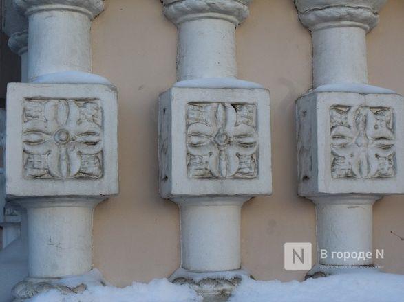 Единство двух эпох: как идет реставрация нижегородского Дворца творчества - фото 30