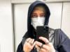 Егор Крид прогулялся по Нижнему Новгороде в медицинской маске
