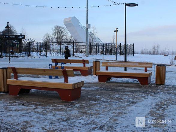Первые ласточки 800-летия: три территории преобразились к юбилею Нижнего Новгорода - фото 29