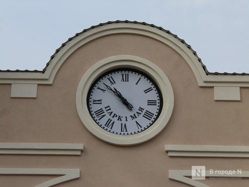 Хранители времени: самые необычные уличные часы Нижнего Новгорода - фото 24