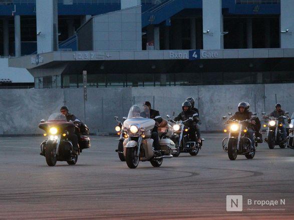 Торжество скорости: в Нижнем Новгороде прошла репетиция «Мотор шоу» - фото 19