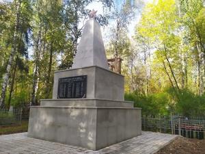 Мемориалы на захоронениях советских солдат отреставрировали на сормовских кладбищах