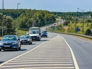 Опасный поворот на трассе в Воротынском районе закроют с 12 августа
