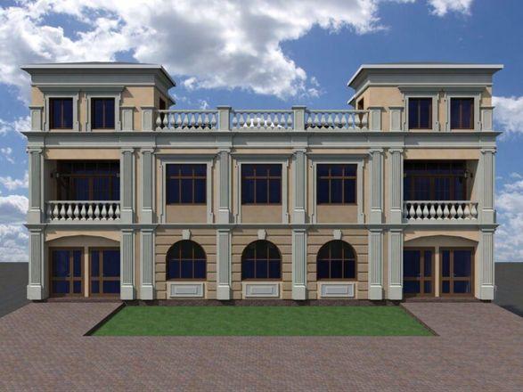Строительство Сталин-центра на Бору начнется 8 мая - фото 3
