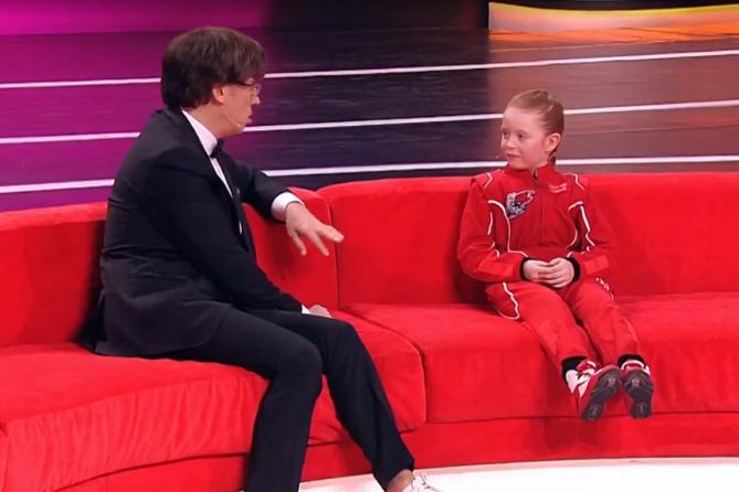 Юная картингистка из Нижнего Новгорода приняла участие в телепередаче «Лучше всех» - фото 1