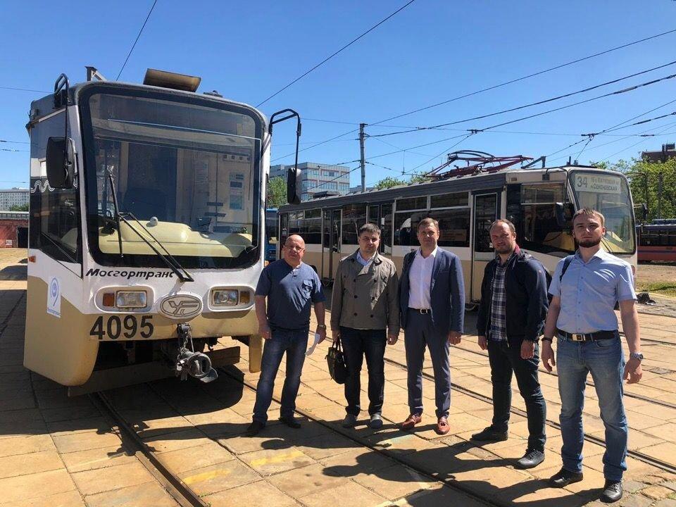 Москва безвозмездно передаст Нижнему Новгороду вторую партию трамваев - фото 1