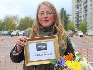 Екатерина Даданова стала лучшей «автоледи» в Нижнем Новгороде