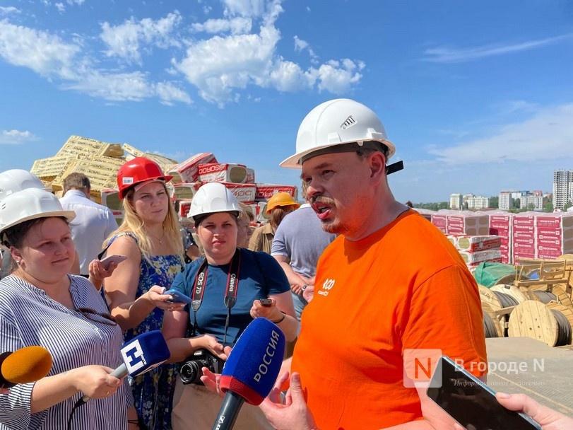 Сергей Злобин рассказал о приеме учеников в нижегородскую «Школу 800» - фото 1