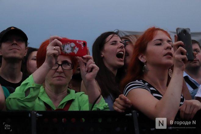 Над Нижним Новгородом прозвучал «Рок чистой воды»: люди, музыка, экология - фото 36