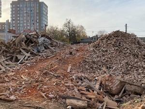 Снос старинного дома на Ильинке согласовало УКН