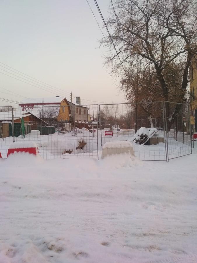 Нижегородцы пожаловались на перекопанную дорогу на улице Зеленодольской - фото 1
