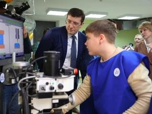 220 млн рублей направлено на создание центра развития талантов в Нижегородской области