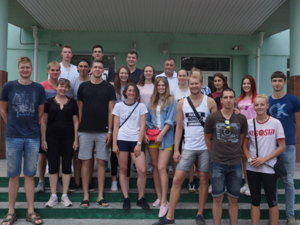 Сборные команды по волейболу НГСХА завершили подготовку к финальным соревнованиям VII летней Универсиады вузов