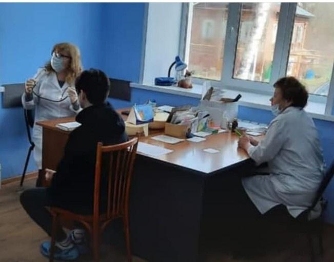 Затопленная поликлиника в Сергаче открылась после ремонта