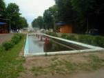 В Автозаводском парке спешно снесли кинотеатр «Родина»