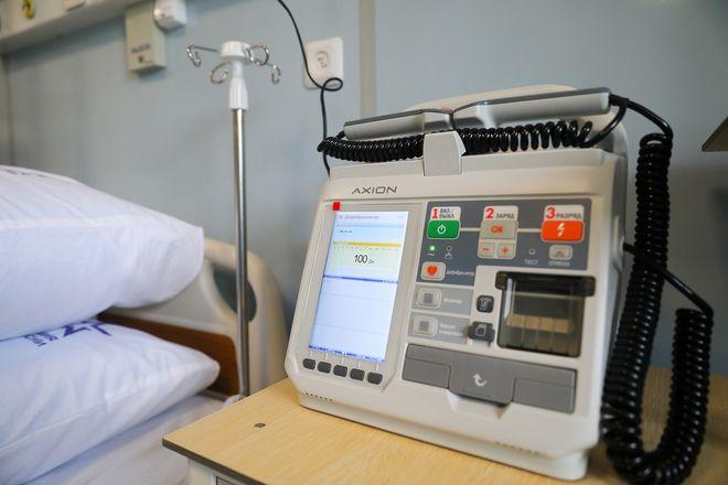 Стало известно, как изнутри выглядит новый госпиталь в Нижнем Новгороде - фото 5