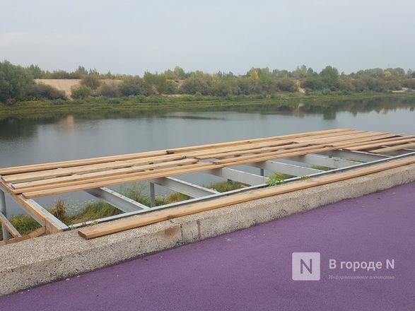 Основные работы на набережной Гребного канала завершатся в сентябре - фото 3