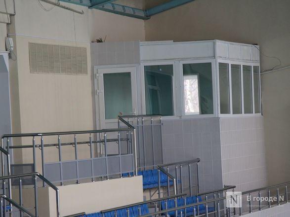 Возрожденный «Дельфин»: как изменился знаменитый нижегородский бассейн - фото 47