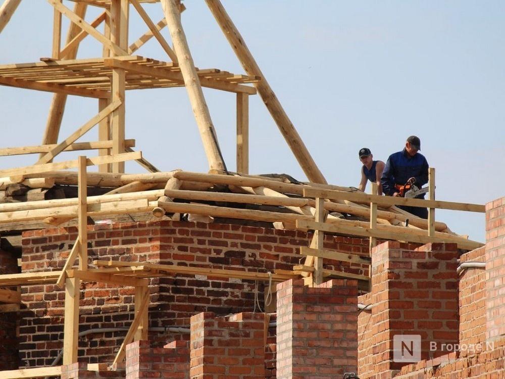 Почти в 400 млн рублей обойдется ремонт двух башен Нижегородского кремля - фото 1
