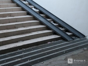 Два надземных пешеходных перехода планируется построить в Нижнем Новгороде