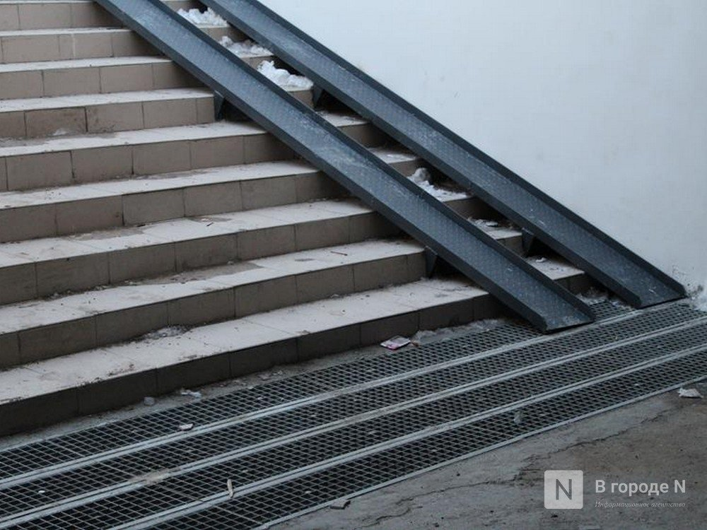 Два надземных пешеходных перехода планируется построить в Нижнем Новгороде - фото 1